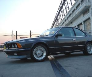 BMW M 635 CSi photo 4