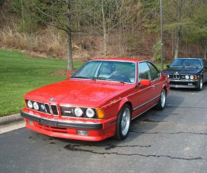 BMW M 635 CSi photo 7