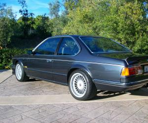 BMW M 635 CSi photo 8