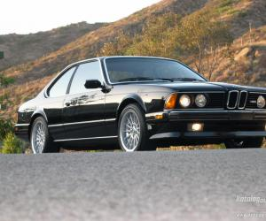 BMW M 635CSi photo 1