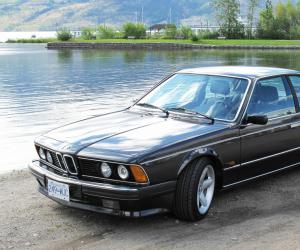 BMW M 635CSi photo 3