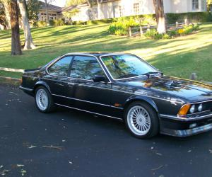 BMW M 635CSi photo 4