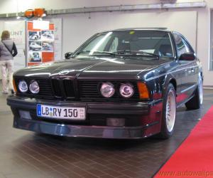 BMW M 635CSi photo 8