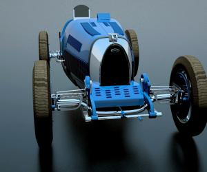 Bugatti T35 photo 3