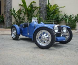 Bugatti T35 photo 9