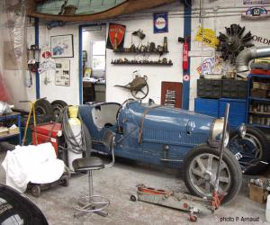 Bugatti T35 photo 12