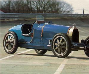 Bugatti T35 photo 13