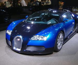 Bugatti Veyron photo 1