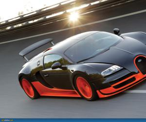 Bugatti Veyron photo 8