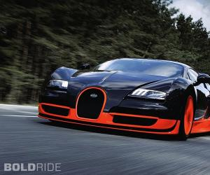 Bugatti Veyron photo 9
