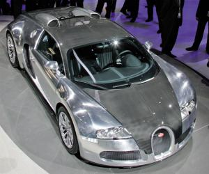 Bugatti Veyron photo 11