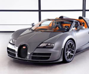 Bugatti Veyron Grand Sport Vitesse photo 1