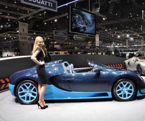Bugatti Veyron Grand Sport Vitesse photo 3