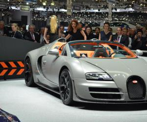 Bugatti Veyron Grand Sport Vitesse photo 5