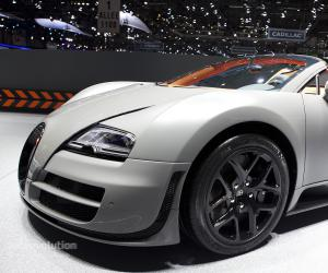 Bugatti Veyron Grand Sport Vitesse photo 6