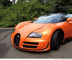 Bugatti Veyron Grand Sport Vitesse photo 7