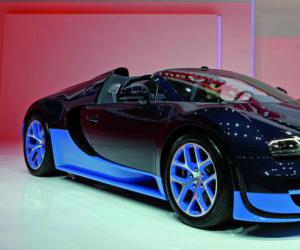 Bugatti Veyron Grand Sport Vitesse photo 8