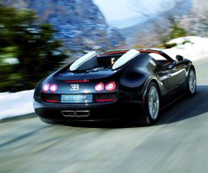 Bugatti Veyron Grand Sport Vitesse photo 12