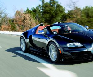 Bugatti Veyron Grand Sport Vitesse photo 14