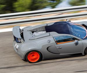 Bugatti Veyron Grand Sport Vitesse photo 15