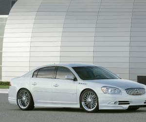 Buick Lucerne photo 7