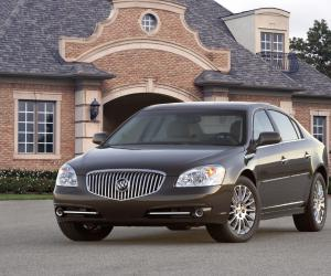 Buick Lucerne photo 12