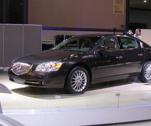 Buick Lucerne photo 15