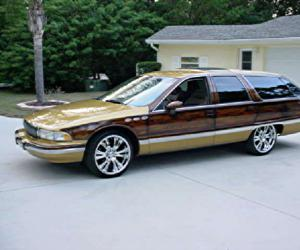 Buick Roadmaster photo 8