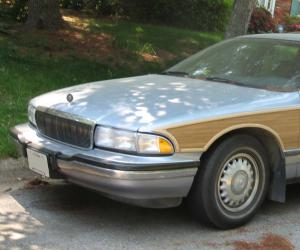 Buick Roadmaster photo 12