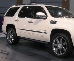 Cadillac Escalade photo 8