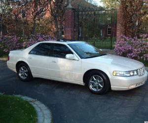 Cadillac Seville photo 1