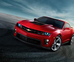 Chevrolet Camaro ZL1 photo 1