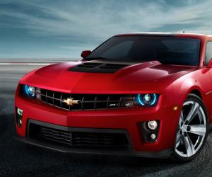 Chevrolet Camaro ZL1 photo 2