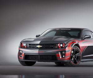 Chevrolet Camaro ZL1 photo 3