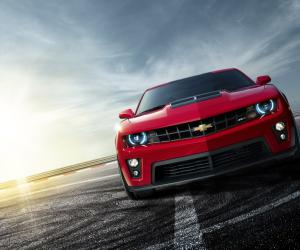 Chevrolet Camaro ZL1 photo 5