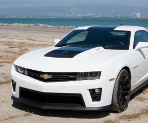 Chevrolet Camaro ZL1 photo 9