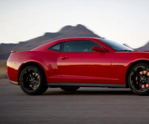 Chevrolet Camaro ZL1 photo 12