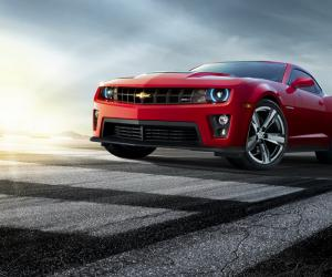 Chevrolet Camaro ZL1 photo 15