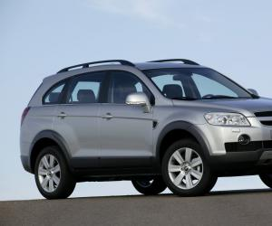 Chevrolet Captiva photo 1