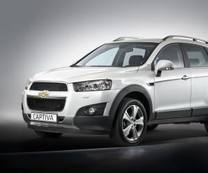 Chevrolet Captiva photo 2