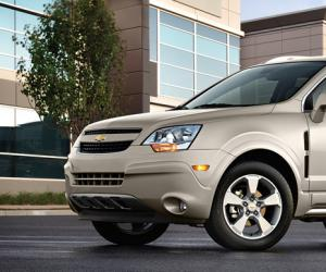 Chevrolet Captiva photo 4