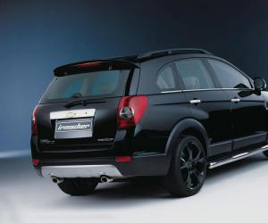 Chevrolet Captiva photo 5