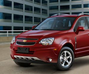 Chevrolet Captiva photo 6