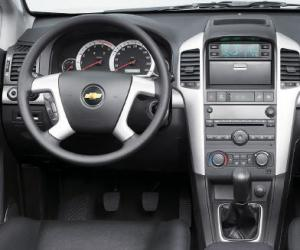 Chevrolet Captiva photo 7