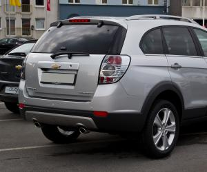 Chevrolet Captiva photo 8