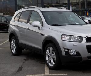 Chevrolet Captiva photo 9