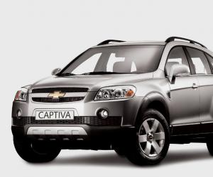 Chevrolet Captiva photo 11