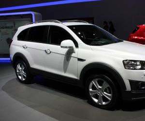 Chevrolet Captiva photo 15