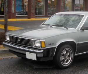 Chevrolet Citation photo 1