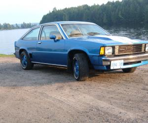 Chevrolet Citation photo 2